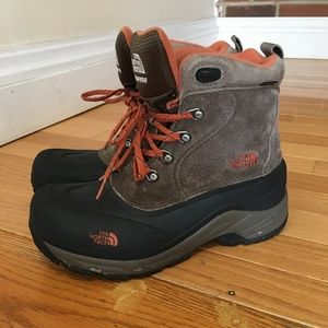 Youth Boys Kids The North Face Boots Hiking